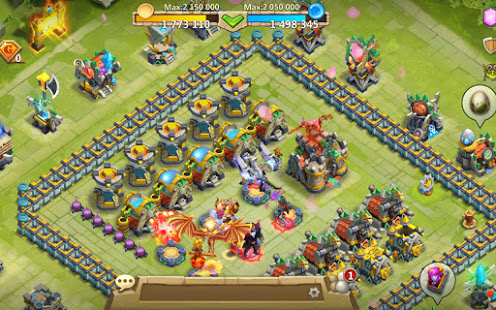 Castle Clash Quyt Chin-Gamota v1.5.9 screenshots 6