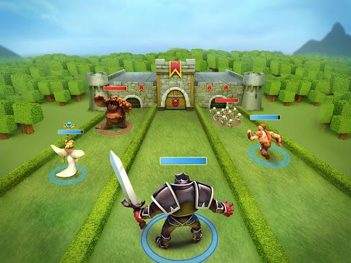 Castle Crush Epic Battle – Free Strategy Games v screenshots 1