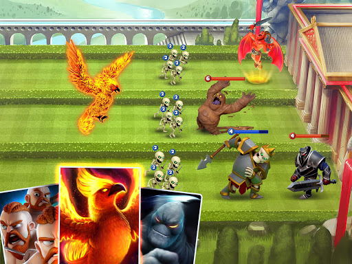 Castle Crush Epic Battle – Free Strategy Games v screenshots 11