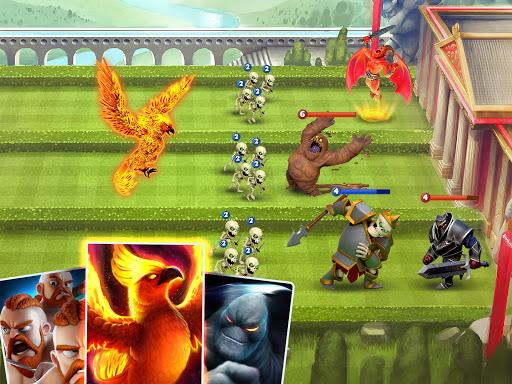 Castle Crush Epic Battle – Free Strategy Games v screenshots 19