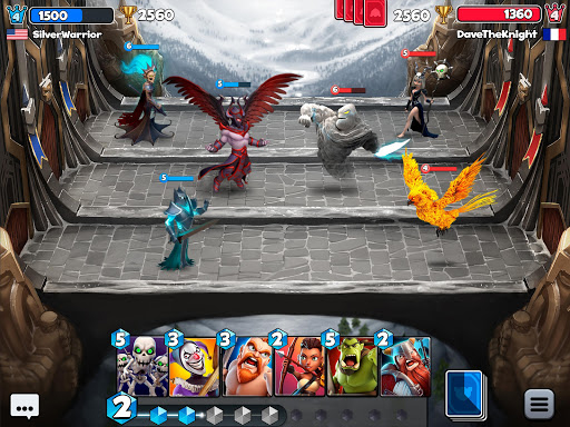 Castle Crush Epic Battle – Free Strategy Games v screenshots 21