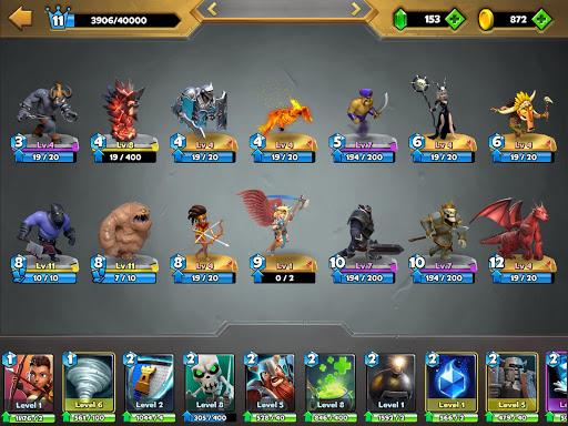 Castle Crush Epic Battle – Free Strategy Games v screenshots 7