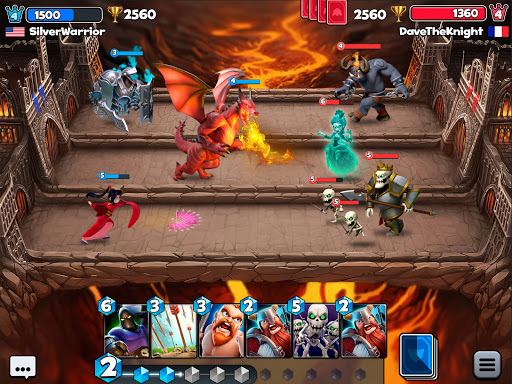 Castle Crush Epic Battle – Free Strategy Games v screenshots 8