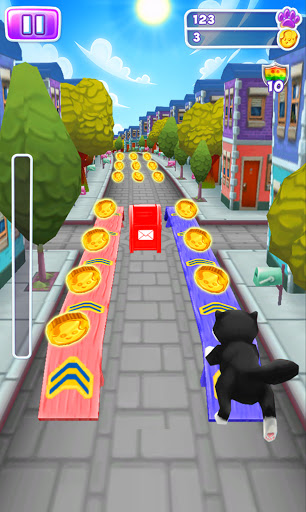 Cat Simulator – Kitty Cat Run v1.5.3 screenshots 2