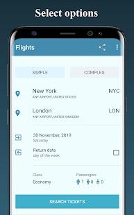 Cheap Flights v1.0 screenshots 1