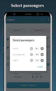 Cheap Flights v1.0 screenshots 2