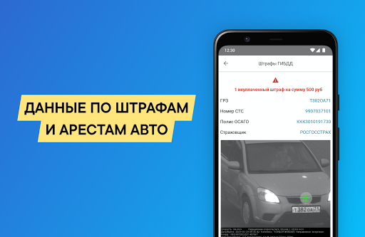 Checking cars on VIN and GOSNOMER v13.26 screenshots 11