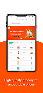 Cheetay Pakistans Favourite Delivery App v3.12.2 screenshots 4
