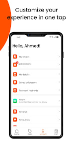 Cheetay Pakistans Favourite Delivery App v3.12.2 screenshots 7