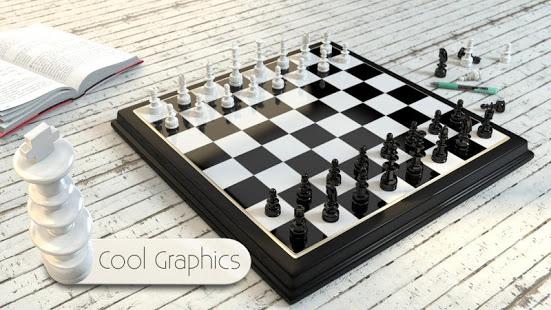 Chess 3D free v2.1 screenshots 1