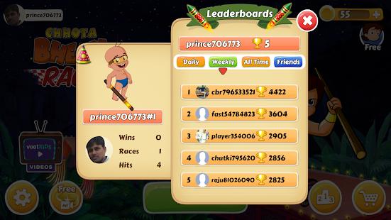 Chhota Bheem Race Game v2.3 screenshots 13