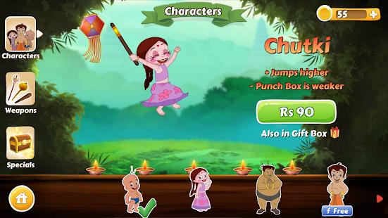 Chhota Bheem Race Game v2.3 screenshots 14