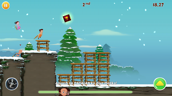 Chhota Bheem Race Game v2.3 screenshots 20