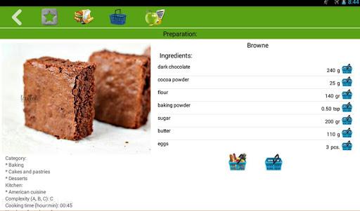 Chocolate recipes v screenshots 4