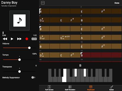 Chord Tracker v2.3.4.5 screenshots 12