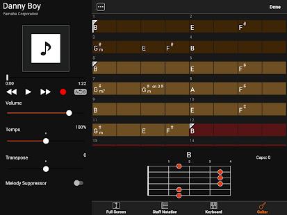 Chord Tracker v2.3.4.5 screenshots 13