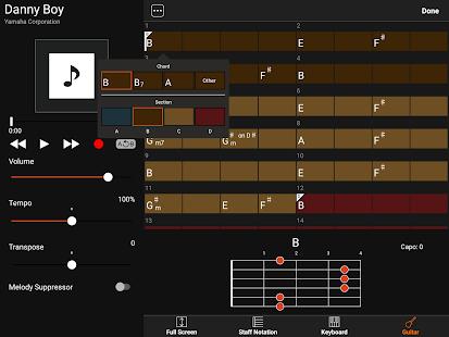 Chord Tracker v2.3.4.5 screenshots 14