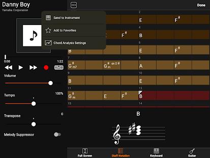 Chord Tracker v2.3.4.5 screenshots 15