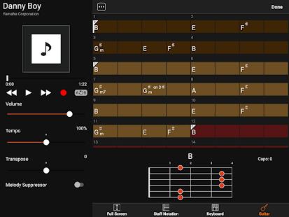 Chord Tracker v2.3.4.5 screenshots 8