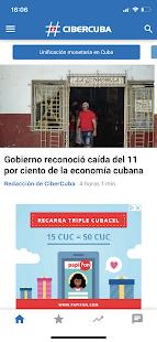 CiberCuba – Noticias de Cuba v4.5.9 screenshots 2