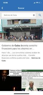 CiberCuba – Noticias de Cuba v4.5.9 screenshots 3