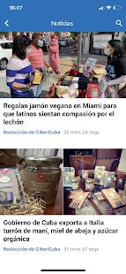 CiberCuba – Noticias de Cuba v4.5.9 screenshots 5