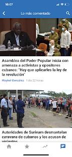 CiberCuba – Noticias de Cuba v4.5.9 screenshots 6