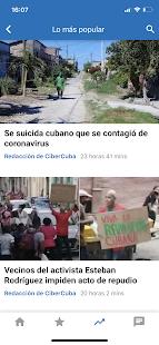 CiberCuba – Noticias de Cuba v4.5.9 screenshots 7
