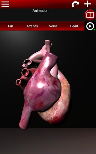 Circulatory System in 3D Anatomy v1.58 screenshots 16
