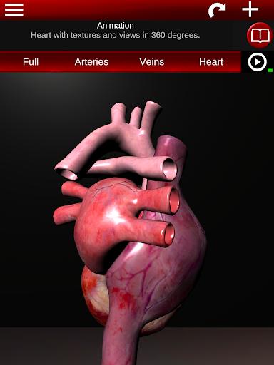 Circulatory System in 3D Anatomy v1.58 screenshots 8