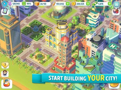 City Mania Town Building Game v1.9.2a screenshots 13