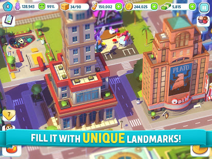 City Mania Town Building Game v1.9.2a screenshots 14