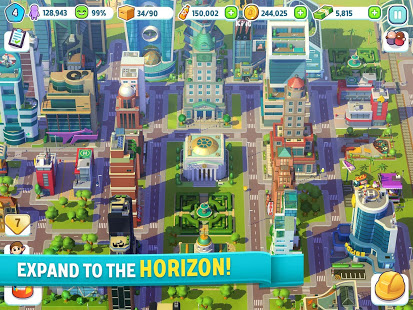 City Mania Town Building Game v1.9.2a screenshots 17