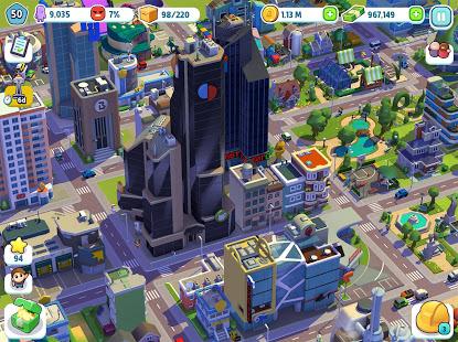 City Mania Town Building Game v1.9.2a screenshots 18