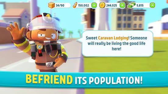 City Mania Town Building Game v1.9.2a screenshots 3