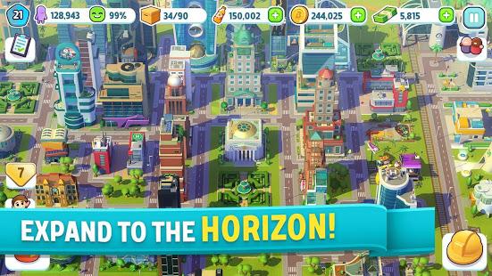 City Mania Town Building Game v1.9.2a screenshots 5