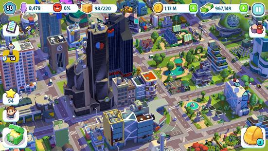 City Mania Town Building Game v1.9.2a screenshots 6