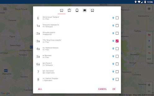 CityBus Lviv v2.3.2 screenshots 3