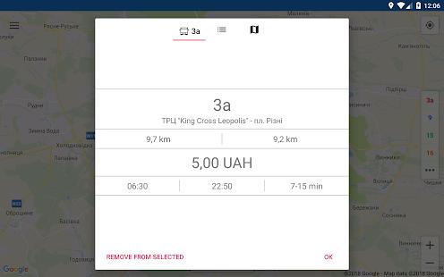 CityBus Lviv v2.3.2 screenshots 4