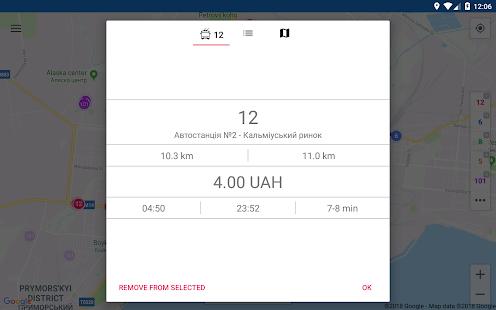 CityBus Mariupol v2.3.2 screenshots 4
