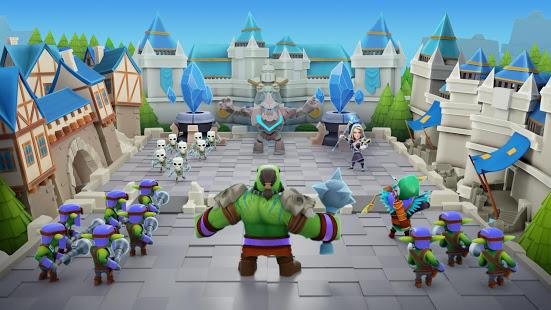 Clash of Wizards – Battle Royale v0.45.6 screenshots 1