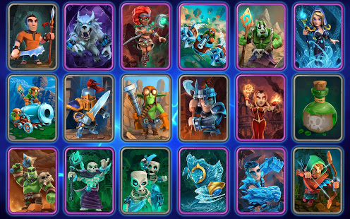 Clash of Wizards – Battle Royale v0.45.6 screenshots 2
