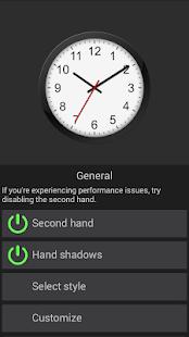 Clock v screenshots 11