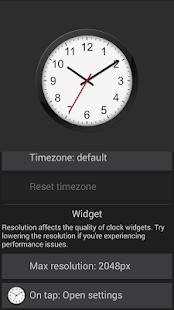 Clock v screenshots 7
