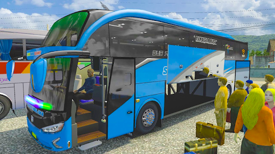 Coach Bus Driving Simulator 2020 City Bus Free v0.1 screenshots 16