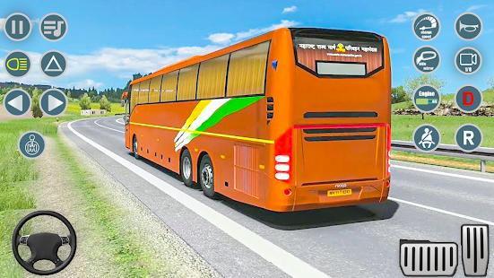 Coach Bus Driving Simulator 2020 City Bus Free v0.1 screenshots 17