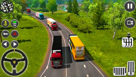 Coach Bus Driving Simulator 2020 City Bus Free v0.1 screenshots 6