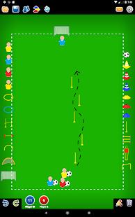 Coach Tactic Board Soccer v1.4 screenshots 10