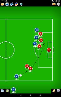 Coach Tactic Board Soccer v1.4 screenshots 11