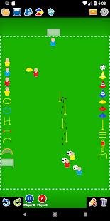 Coach Tactic Board Soccer v1.4 screenshots 2